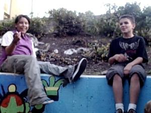 Blanca & Braden